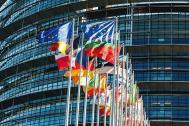 Drapeaux union europeenne 1
