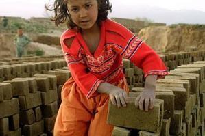 slavery child